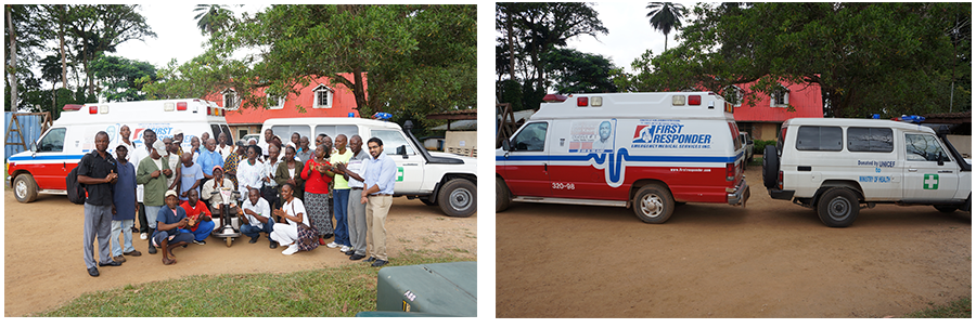 newsletter ambulance pics
